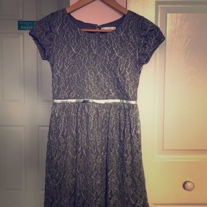 Other - A cute gray and silver dress semi-formal